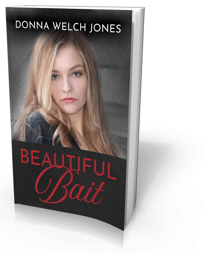 Book Cover - Beautiful Bait by Donna Welch Jones